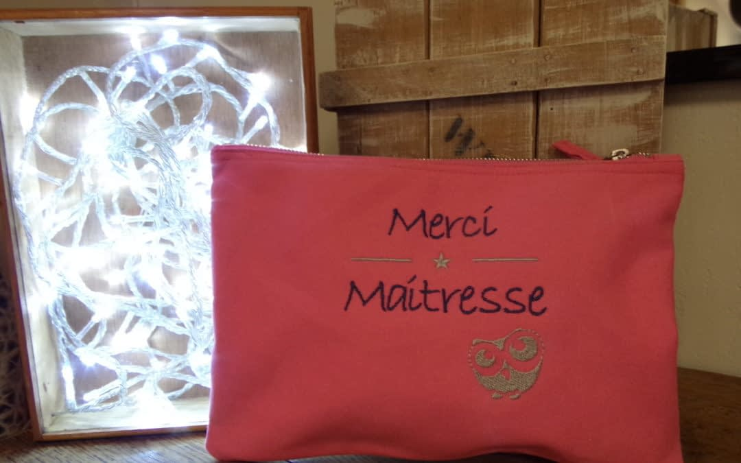 trousse plate rose